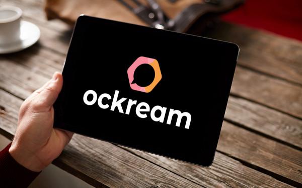 Sample branding #2 for Ockream