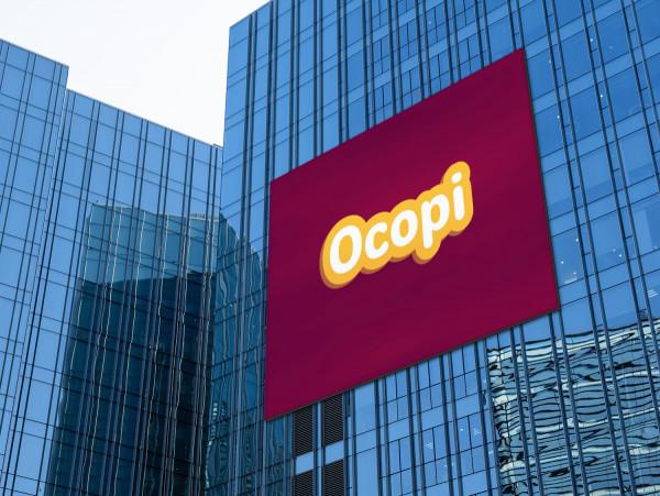 Sample branding #3 for Ocopi