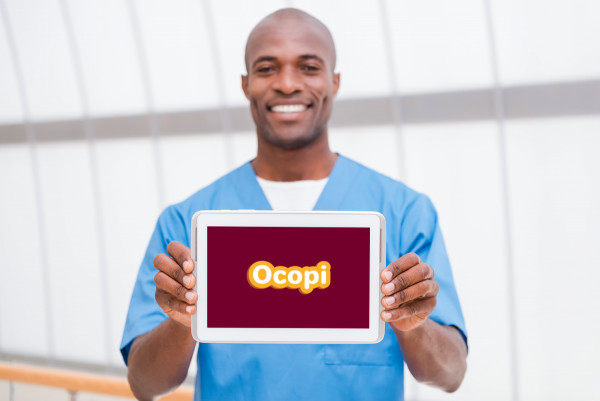 Sample branding #2 for Ocopi