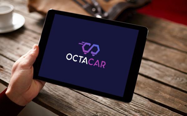 Sample branding #1 for Octacar