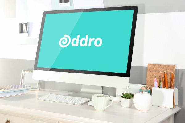 Sample branding #3 for Oddro