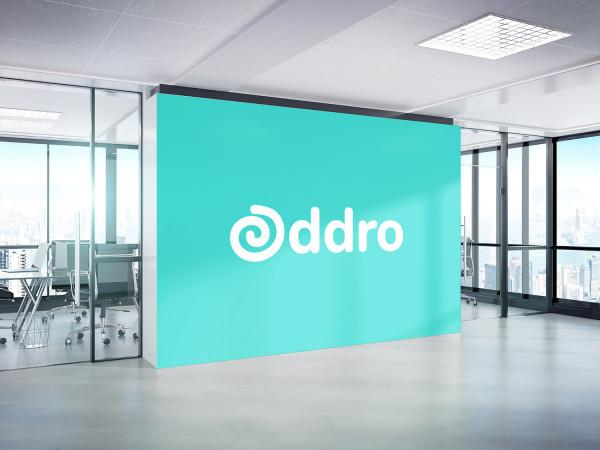 Sample branding #1 for Oddro