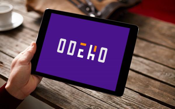 Sample branding #3 for Odeho