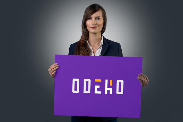 Sample branding #1 for Odeho