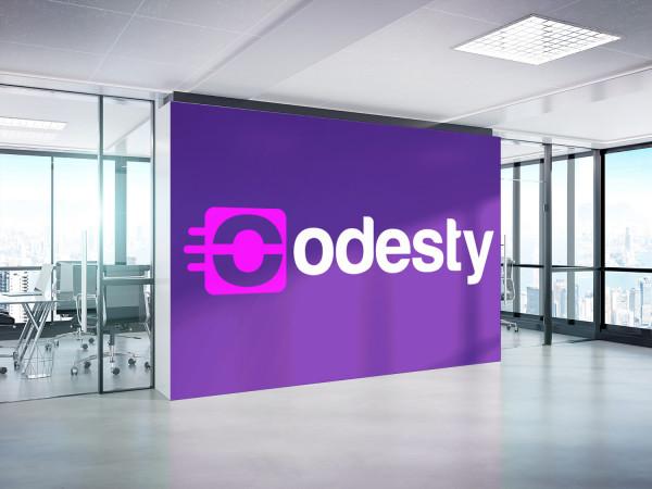 Sample branding #2 for Odesty