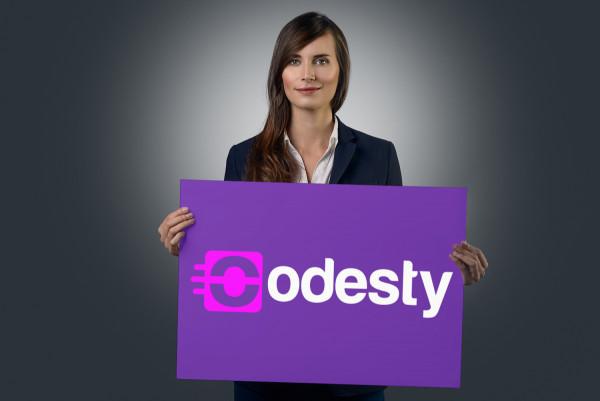 Sample branding #3 for Odesty