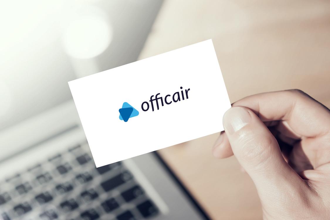 Sample branding #2 for Officair