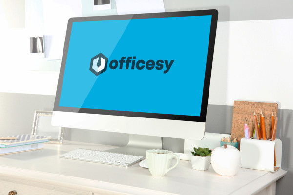 Sample branding #2 for Officesy