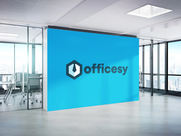 Sample branding #3 for Officesy
