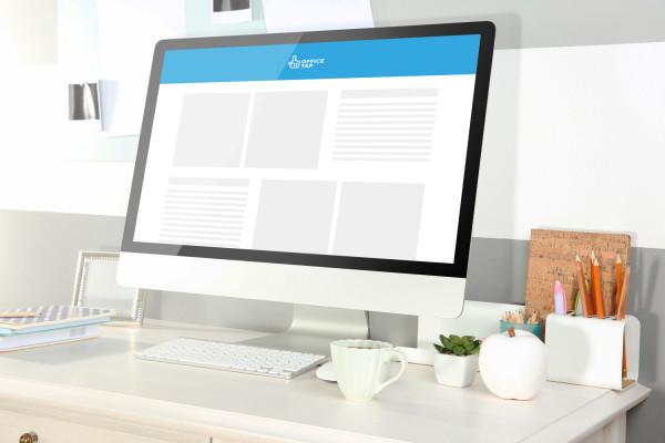 Sample branding #3 for Officetap