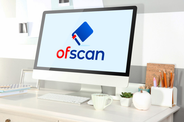 Sample branding #2 for Ofscan
