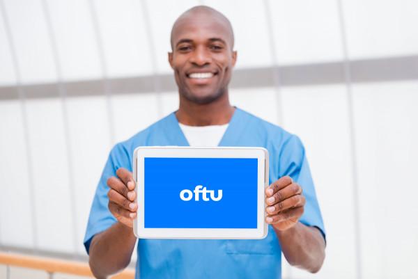 Sample branding #2 for Oftu