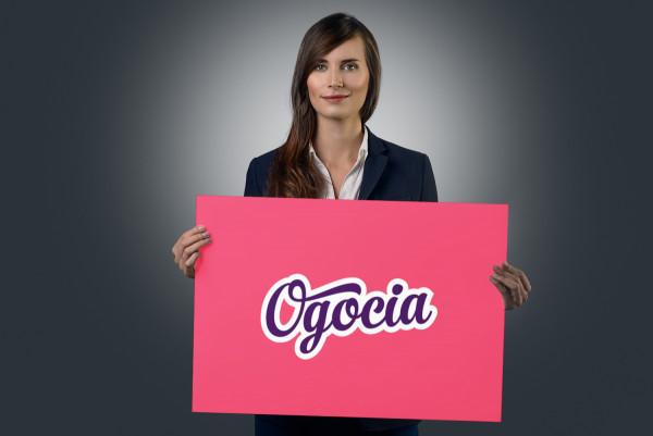 Sample branding #1 for Ogocia