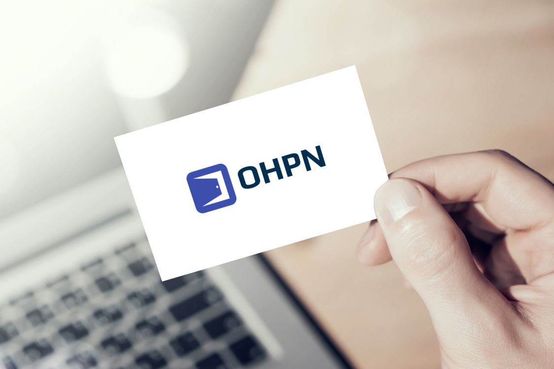 Sample branding #3 for Ohpn