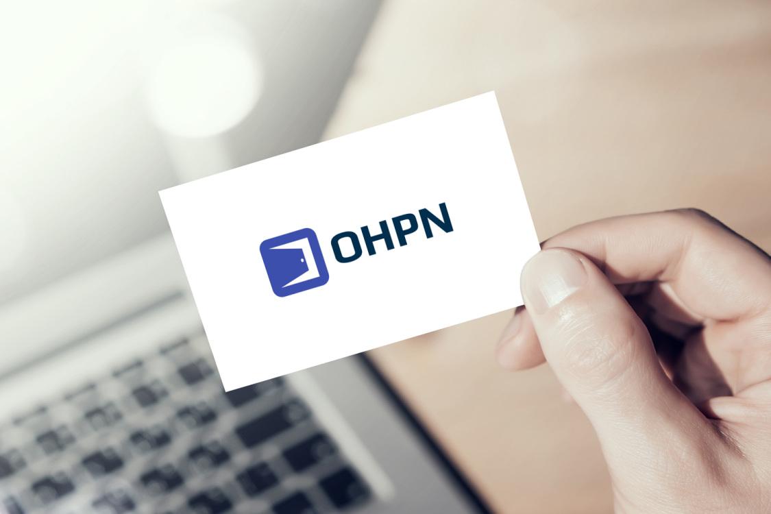 Sample branding #3 for Ohpn