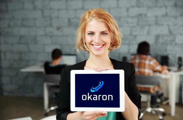 Sample branding #2 for Okaron