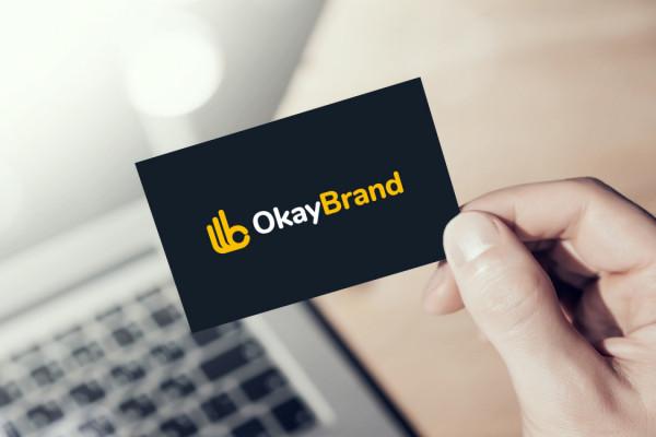 Sample branding #1 for Okaybrand