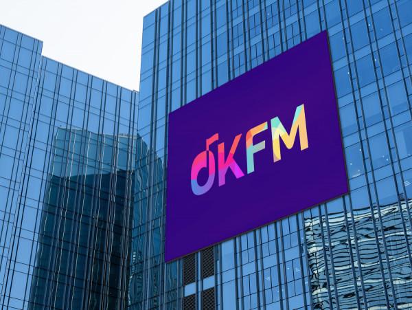 Sample branding #3 for Okfm