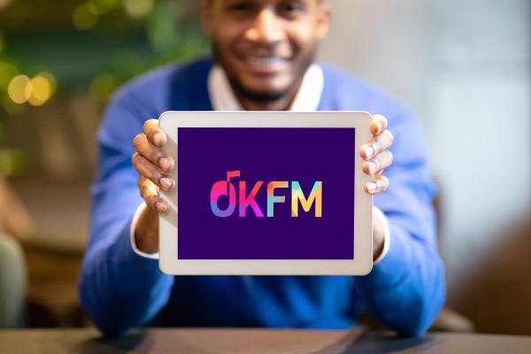 Sample branding #1 for Okfm