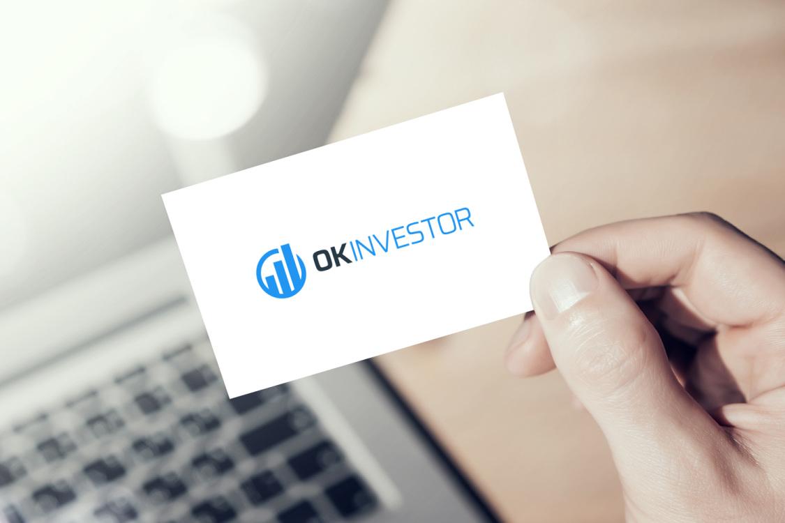 Sample branding #2 for Okinvestor