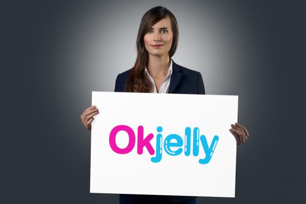 Sample branding #1 for Okjelly