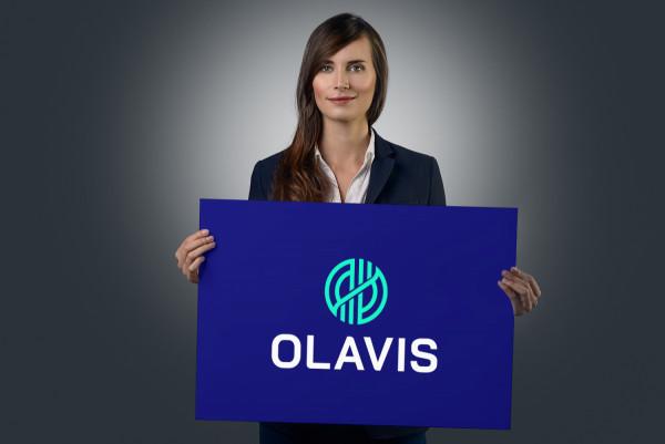 Sample branding #3 for Olavis