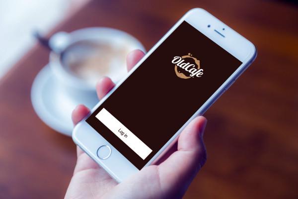 Sample branding #2 for Oldcafe