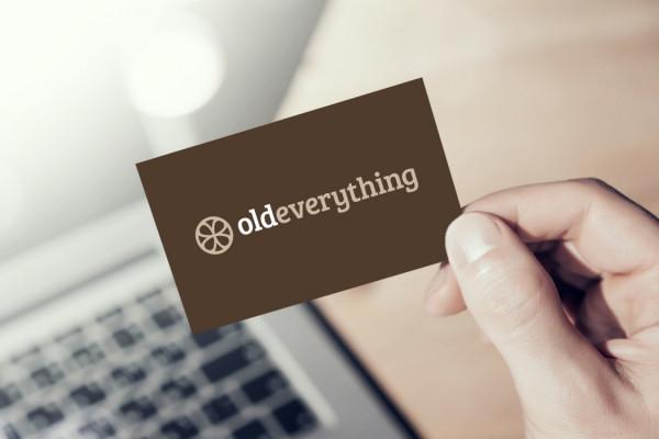 Sample branding #3 for Oldeverything