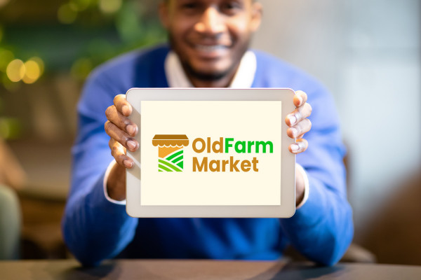 Sample branding #1 for Oldfarmmarket