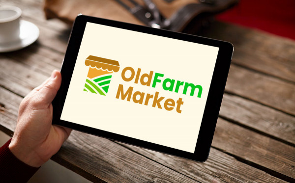 Sample branding #3 for Oldfarmmarket