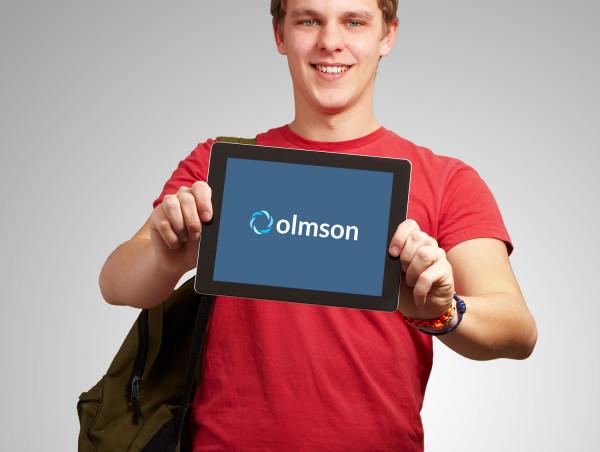 Sample branding #2 for Olmson