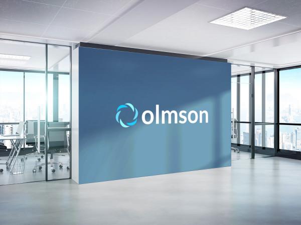 Sample branding #1 for Olmson