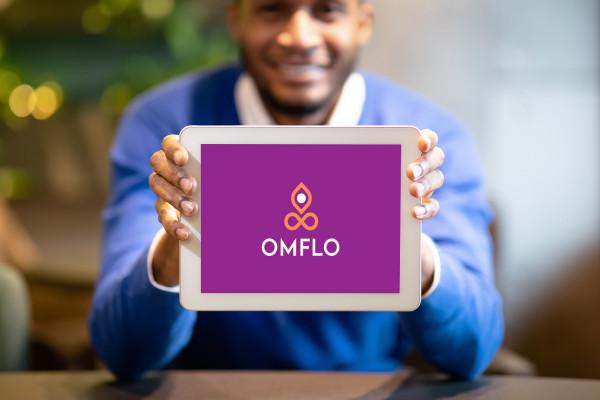 Sample branding #2 for Omflo