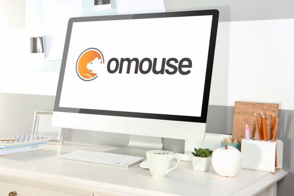 Sample branding #2 for Omouse