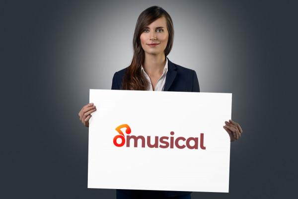 Sample branding #1 for Omusical