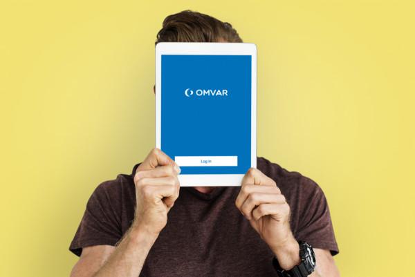 Sample branding #1 for Omvar
