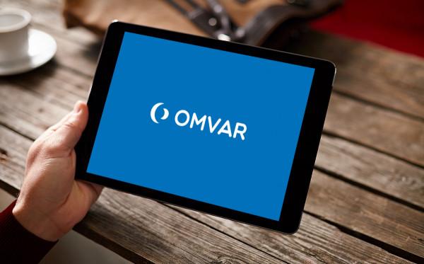 Sample branding #2 for Omvar