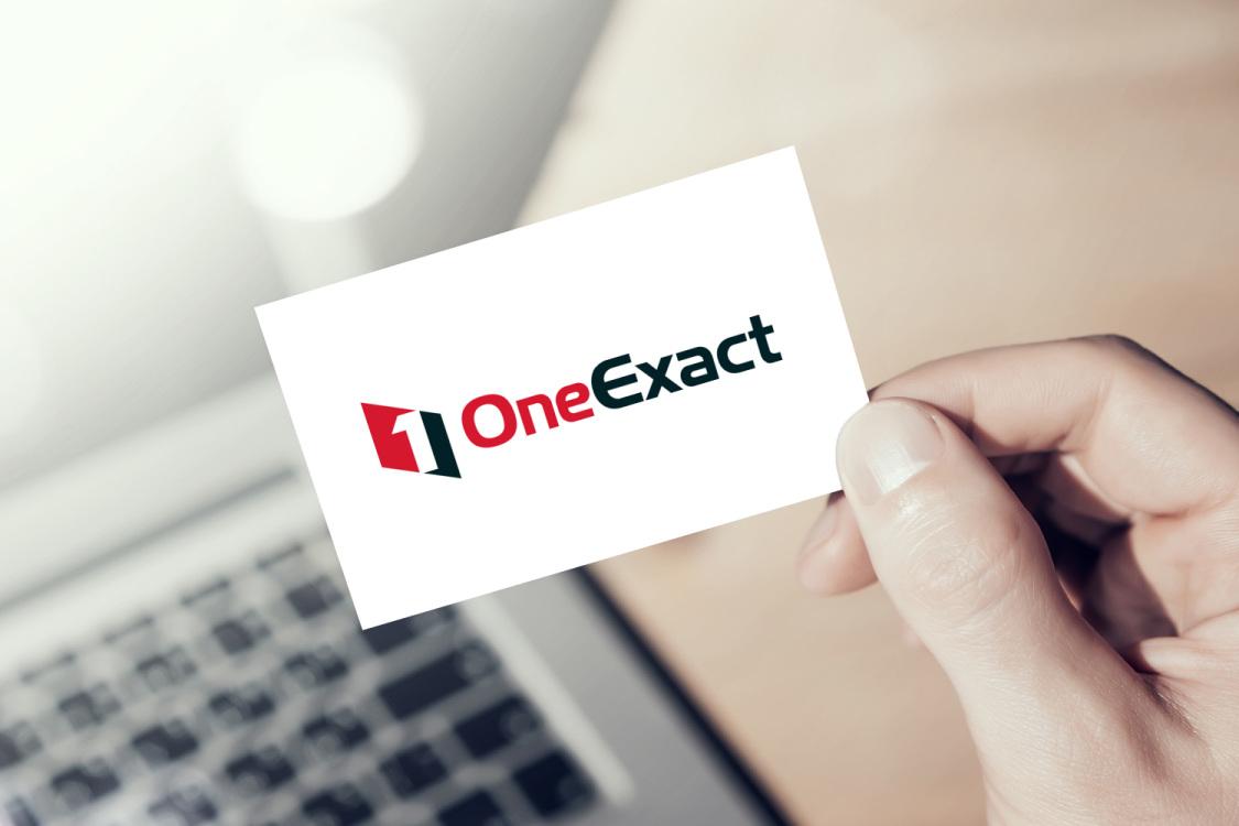 Sample branding #1 for Oneexact