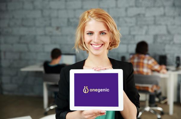 Sample branding #1 for Onegenic