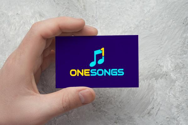 Sample branding #3 for Onesongs