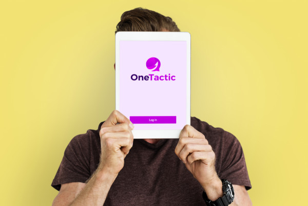 Sample branding #3 for Onetactic