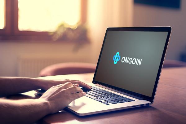 Sample branding #1 for Ongoin