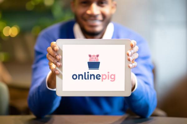 Sample branding #3 for Onlinepig