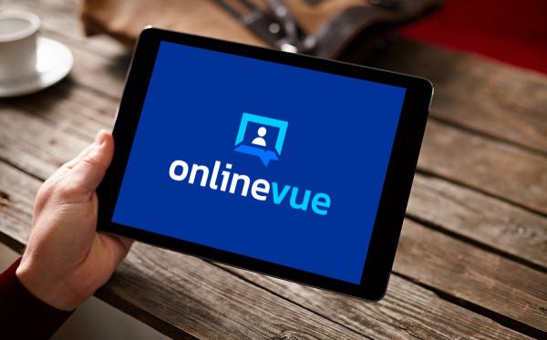Sample branding #3 for Onlinevue