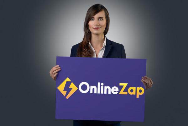 Sample branding #3 for Onlinezap