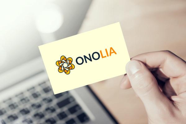 Sample branding #3 for Onolia