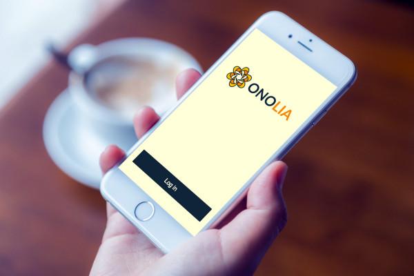Sample branding #2 for Onolia