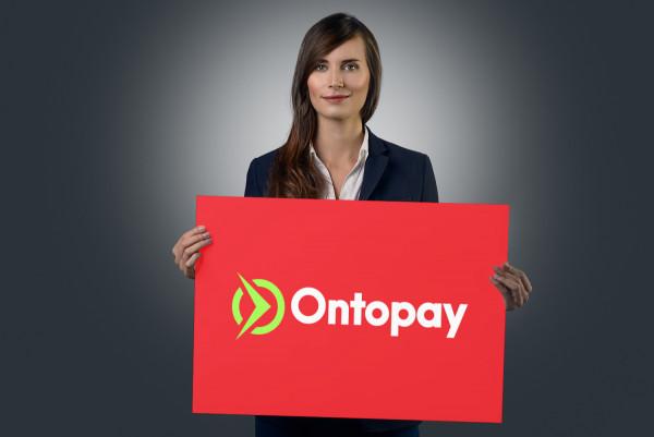 Sample branding #3 for Ontopay