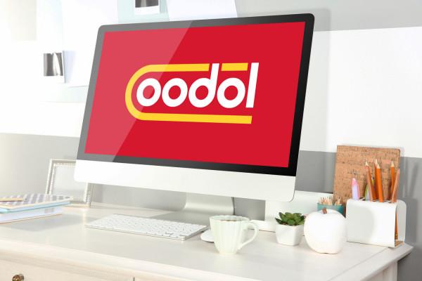 Sample branding #1 for Oodol