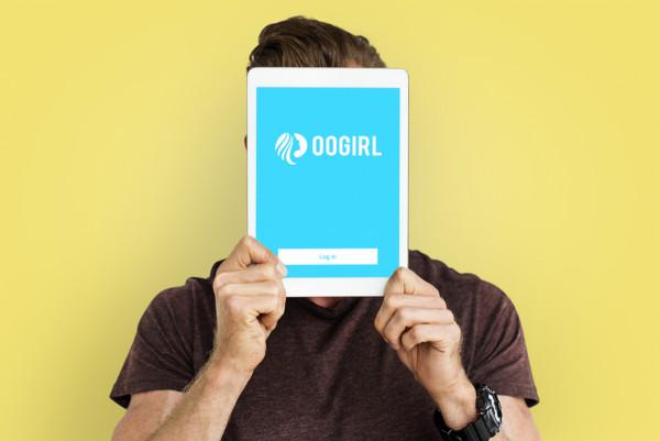 Sample branding #3 for Oogirl